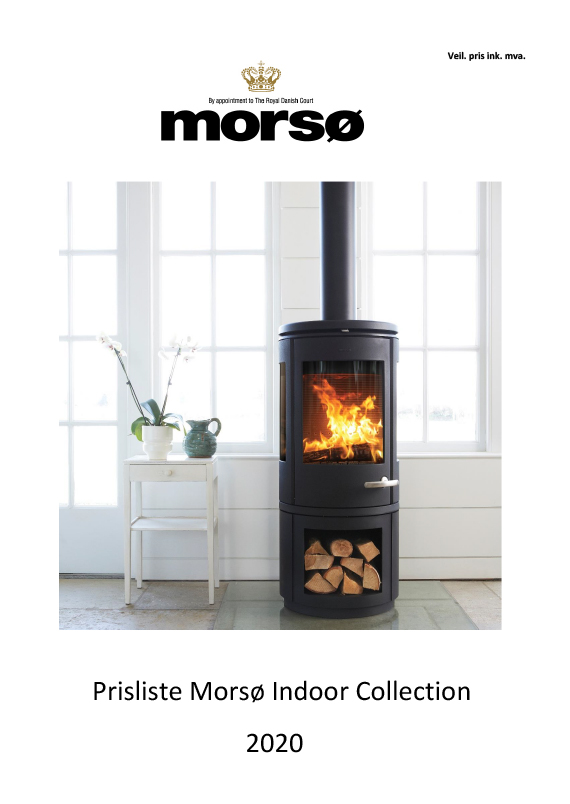 Prisliste Morsø Indoor